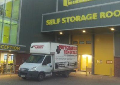 Pritchard storage solutions