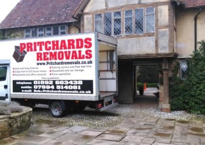 Pritchards domestic moves